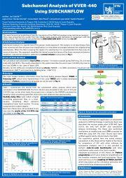 J. Syblík a další: Subchannel Analysis of VVER 440 using SUBCHANFLOW